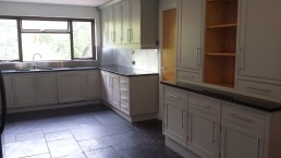 Large Kitchen Resprayed doors and drawers