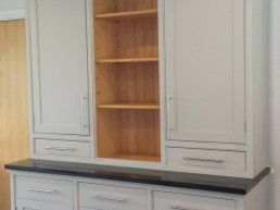 Kitchen Respray Cabinet Complete
